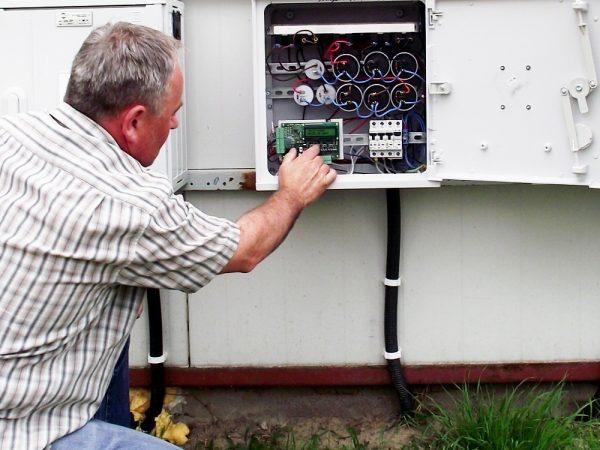 Reduktor zużycia energii elektrycznej